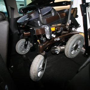 žeriav na nakládanie vozíka