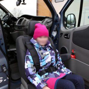 Stabilizačné pásy pre deti