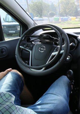 Opel Meriva - kruh na ovládanie plynu